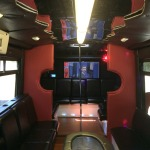 20 Passenger Party Bus Rental - Hot ATL Party Bus