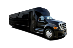 16 Passenger Corporate Limo Bus